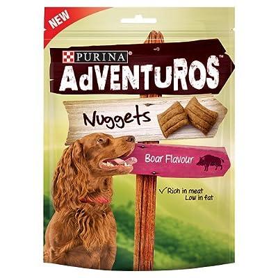 Purina Adventuros Nuggets Dog Treats, 90g
