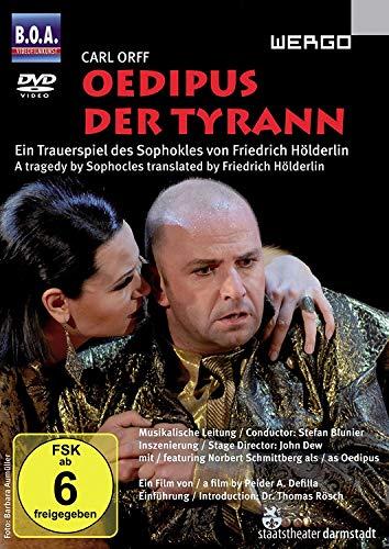 Carl Orff: Oedipus der Tyrann