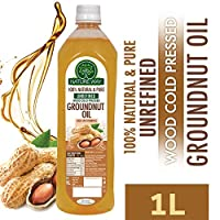 Groundnut Oil 1L – Cold Pressed