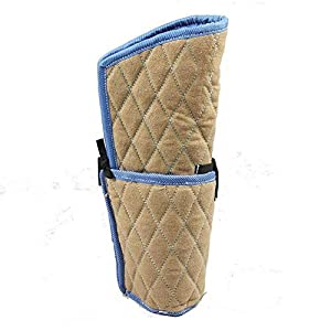 Myyxt Bite de dressage de chien manches Protection Bras For Work Pet Training