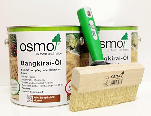 Osmo  <strong>Verarbeitung</strong>   Streichen