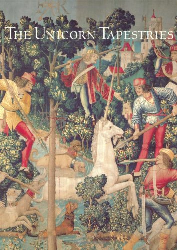 The Unicorn Tapestries in The Metropolitan Museum of Art (Metropolitan Museum of Art Publications)
