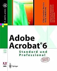 Adobe Acrobat® 6: Standard und Professional (X.media.press)