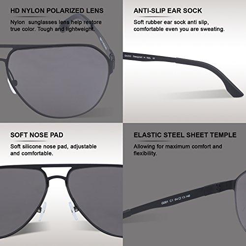 Duco lunettes de moto polarisees 6
