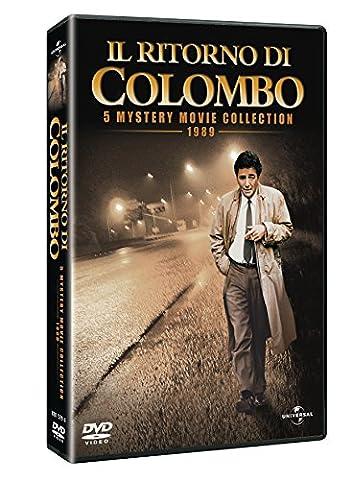 Il ritorno di Colombo - 5 mistery movie collection 1989 [Import anglais] - 1989 Serie