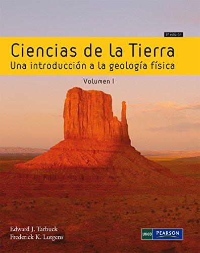 Ciencias de la tierra volumen I