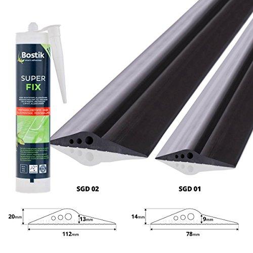 steigner-guarnizione-porta-basculante-per-il-garage-incl-collante-impermeabilizzazione-del-pavimento