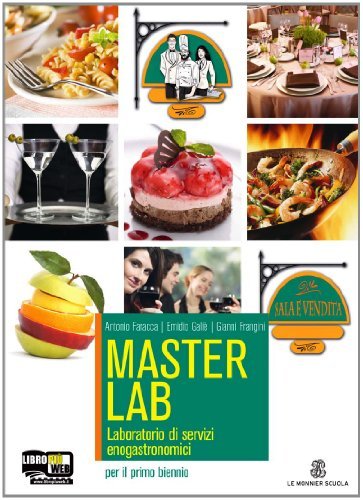 Master Lab  Laboratorio di servizi enogastronomici