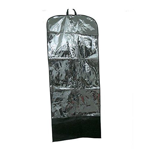 Kuber Industries™ Dust & Moistureproof Folding Travel and Storage Garment Cover Bag...