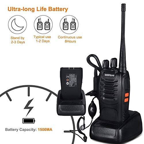 Zoom IMG-3 cacagoo 2pz walkie talkie a
