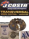 Variomatik J.Costa für GY6 Motor 152QMI 158QMJ