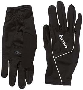 Odlo Running Gants Light XS noir