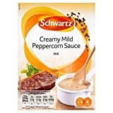 Schwartz Pimienta Suave 25g Mezcla De Salsa (Paquete de 6)