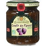 Les Comtes de Provence Confit de Figues Bio 250 g - Lot de 3