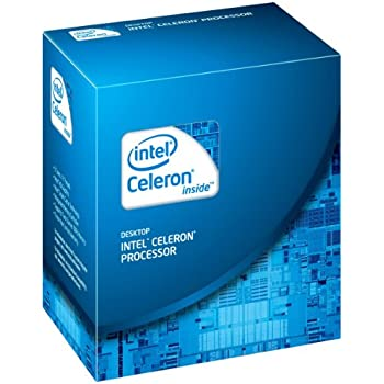 Intel Celeron Dual-Core G530 2.4 GHz Processor with Socket 1155, L3 2Mb, Sandy Bridge, 32nm