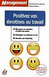Image de Positivez vos émotions au travail