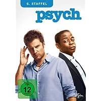 Psych - 6. Staffel [4 DVDs]