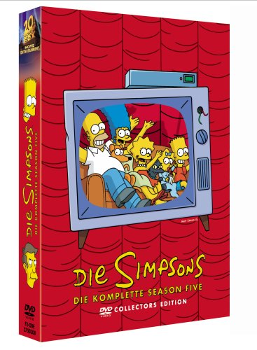 omplette Season 5 (Collector's Edition, 4 DVDs) ()