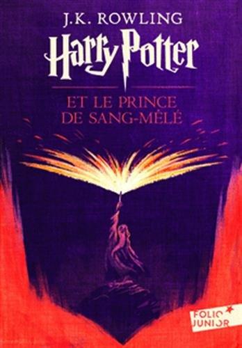 Harry Potter n° 6 Harry Potter et le prince de Sang-Mêlé