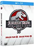 Jurassic Park (Collection 3D) (4 Blu-ray)