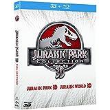 jurassic park (2d e 3d) / jurassic world