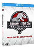 Jurassic Park (Collection 3D) (4 Blu-ray) [Italia] [Blu-ray]