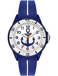 s.Oliver Unisex Kinder-Armbanduhr SO-3500-PQ