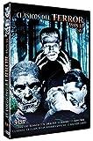 Pack Clásicos del Terror Años 30 Vol. 1: El Doctor Frankenstein + Drácula + El Hombre y el Monstruo (Dr. Jekyll and Mr. Hyde) + La Momia + La Legión de los Hombres sin Alma + El Malvado Zaroff [DVD]