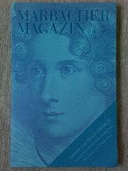 Annette von Droste-Hülshoff und ihre literarische Welt am Bodensee (Marbacher Magazin)