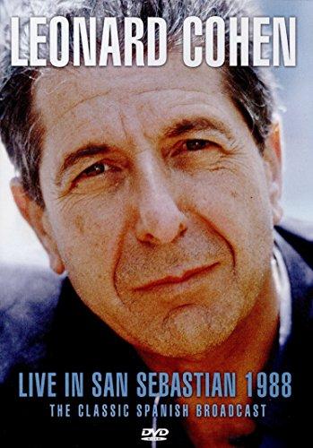 Leonard Cohen - Live In San Sebastian 1988 [DVD] [2017] [NTSC] [PAL] [UK Import]
