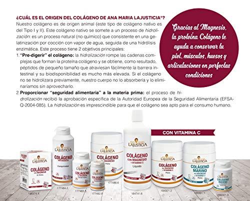 51ZLZSf2xGL - AMLsport - Colágeno con magnesio + VIT C - 20 sticks (sabor fresa). Articulaciones fuertes. Regenerador de tejidos con colageno hidrolizado tipo 1 y 2. Envase para 20 días de tratamiento.