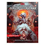 Dungeons & Dragons Waterdeep: Dungeon of the Mad Mage (Adventure Book, D&d Roleplayin...