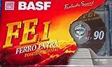 BASF FEI Ferro Extra 90 IEC I normal - Audiokassetten