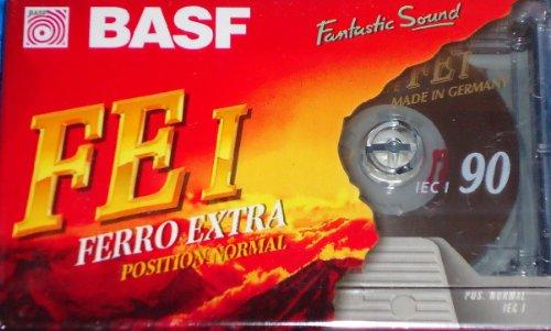 basf-fei-ferro-extra-90-iec-i-normal-cassette-audio