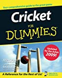 Image de Cricket For Dummies