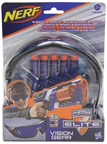 Nerf N-Strike Elite Vision Gear Protection Goggles by Nerf