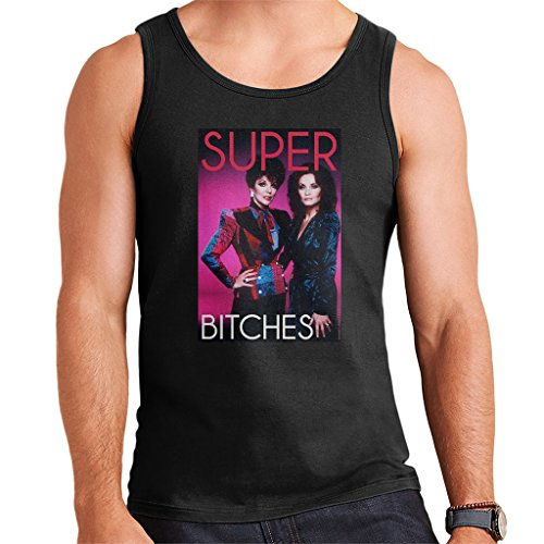 POD66 Joan Collins Kate O'Mara Dynasty Super Bitches Men's Vest