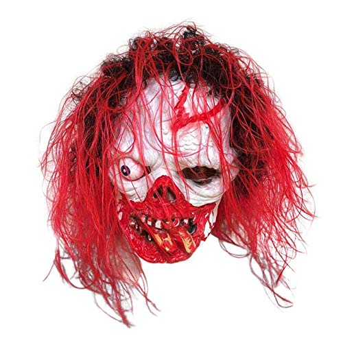 Clown Masken Von The Dark Knight - ABUKJM Horror Masken Joker Mask Film