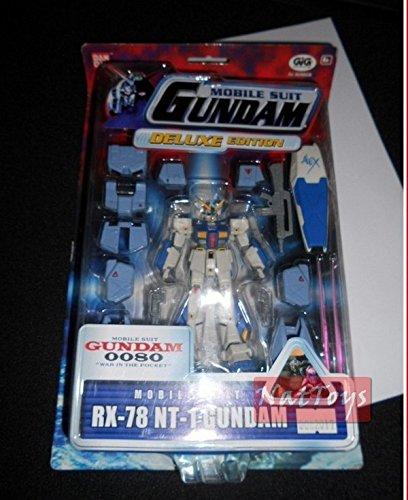 Gundam RX-78 NT-1 DeLuxe Edition Action Figure Bandai Mobile Suit New Mint