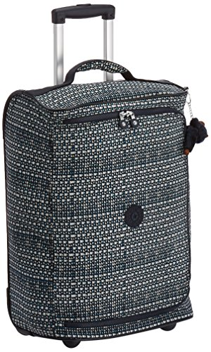 Kipling TEAGAN XS – Trolley, Multicolor (City Night), 33 litros, tamaño: 36.5 B x 50.5 H x 21 L cm