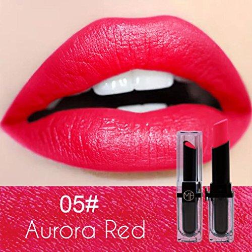 Rouge à lèvres, GreatestPAK Rouge à Lèvres Moisture Lèvres de Charme Longues Lèvres (05#)