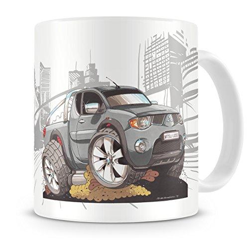 koolart-cartoon-caricature-of-mitsubishi-l200-silver-coffee-mug