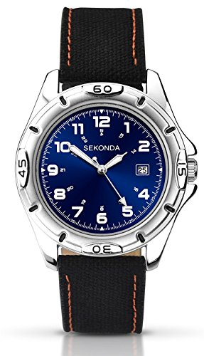 sekonda-mens-quartz-watch-with-blue-dial-analogue-display-and-black-fabric-and-canvas-strap-1127