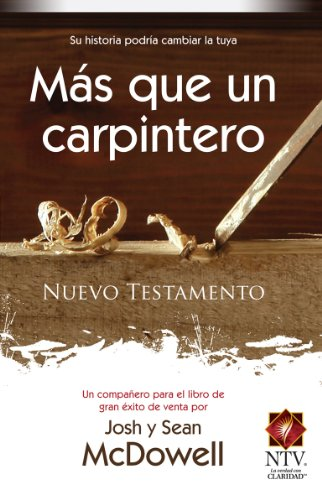 Nuevo Testamento Mas Que Un Carpintero-Ntv por Josh McDowell