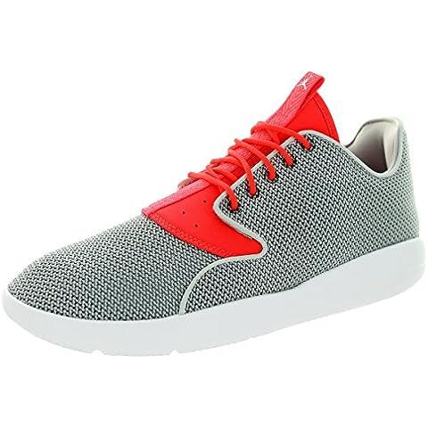Nike Jordan Hombre Jordan Eclipse GRY MST/infrrd 23/CL Gris/Blanco Zapatilla de Running 8Hombre