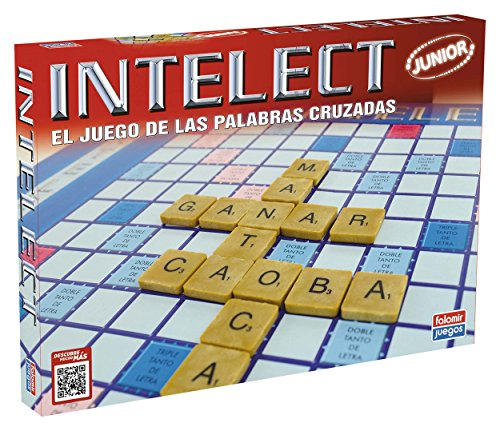 Falomir Intelect Junior. Juego Mesa. Family & Friends