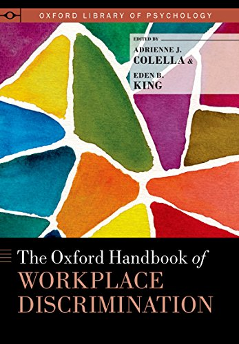 The Oxford Handbook of Workplace Discrimination (Oxford Library of Psychology) (English Edition) - Adrienne Oxford