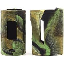 CEOKS para Wismec Reuleaux RX GEN3 kit 300W protector de silicona caso de protección Wismec Reuleaux