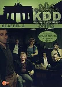 KDD - Kriminaldauerdienst - Staffel 2 [4 DVDs]