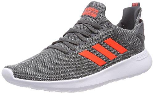 Adidas cf lite racer byd, scarpe da fitness uomo, grigio (gricin/rojsol/ftwbla 000), 44 2/3 eu
